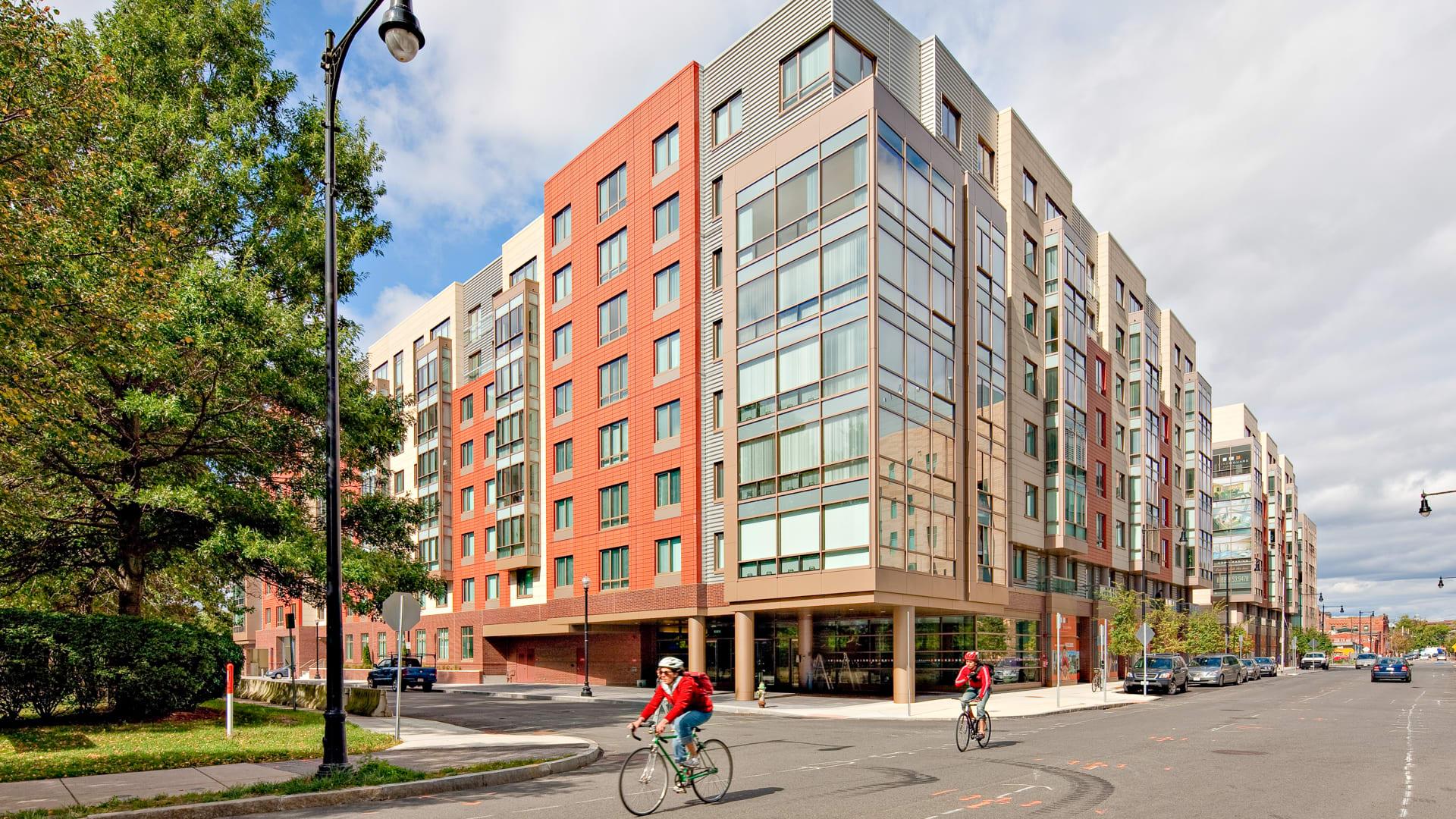 third-square-apartments-building